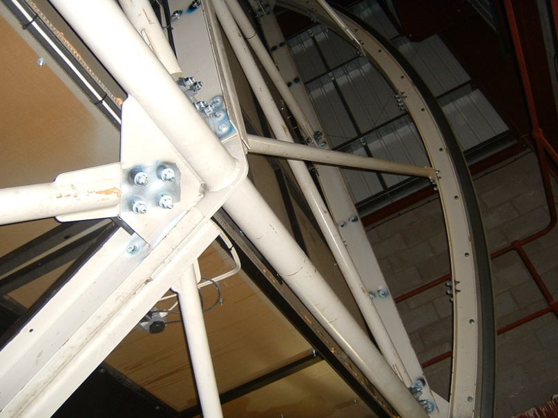 Alton towers HEX drive wheel